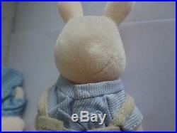 Sylvanian Families Jp SPARKLE Rabbits Ltd. Edition ULTRA RARE