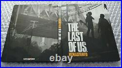 The Last Of Us Limited Steelbook Edition Exclusive G2 Ultra Rare PS4
