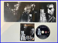 The Last of Us PS3 Joel Edition ULTRA RARE Complete Artbook Comic Poster Etc