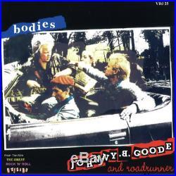 The Sex Pistols Bodies 7 Single Limited Edition Ultra Rare Near Mint