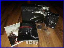 The Witcher 1 Collector's Edition PC 0168/3000 POLISH EXCLUSIVE ULTRA RARE