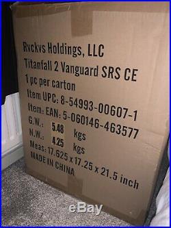 Titanfall 2 Vanguard SRS Collector Edition Playstation 4, ML Mint Ultra Rare