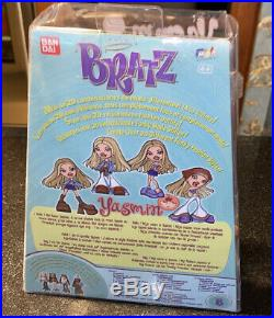 ULTRA RARE Bratz 1st Edition BANDAI YASMIN 2001 MISSING DETAIL INTERNATIONAL