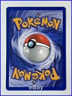 ULTRA RARE! Pokemon Pikachu 1st Edition Jungle 60/64 1999 Card VERY CLEAN EX C