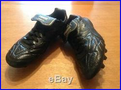 ULTRA RARE Puma King Top Di LimIted Black Edition FG Football Boots Size 8