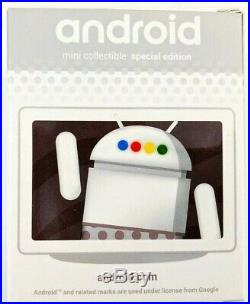 ULTRA RARE Smart Display Android Mini Collectible Google Special Edition Figure