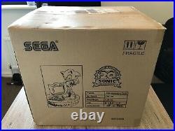 ULTRA RARE! Sonic The Hedgehog 20th Anniversary Limited Edition Statue 28/900
