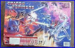 ULTRA RARE Transformers Optimus Prime Pepsi Edition 1984. New in box