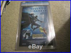 Ultra Rare Batgirl #13 Newstand Variant Different Cover Cgc 9.6