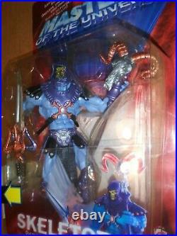 Ultra Rare CHASE Skeletor VARIANT 200X MOTU MOTUC He-Man MIB MOC MIP MVP AFA IT