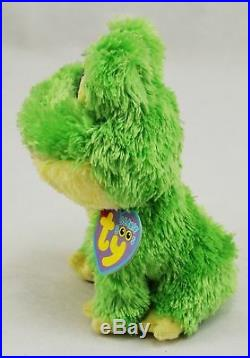 Ultra Rare FIRST EDITION TY Beanie Baby Boo KIWI THE FROG, UK Prototype