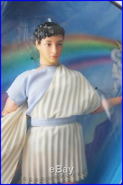 Ultra Rare Hermes Ancient Greek God Doll Limited Edition Idol Greece New Nos