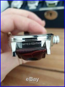 Ultra Rare Limited Edition Haemmer Merkurass HM-11 Men's Watch Mechanica
