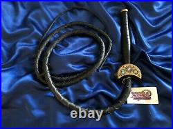 Ultra Rare Limited Edition Xena Whip Prop With Original Tag Included