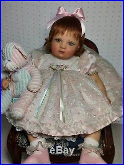 Ultra Rare Limited Edition of 100 Virginia Ehrlich Turner 25 Baby Doll
