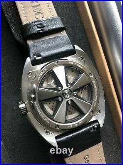 Ultra Rare Ltd Edition Genuine REC Porsche 911 Watch In Mint Condition