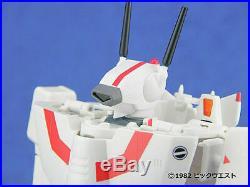 Ultra Rare Macross Yamato 1/60 VF-1J Hikaru Ichijo Grey Goggle Version v2.2