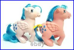 Ultra Rare Mail Order Vintage G1 My Little Pony SPRINKLES Variant