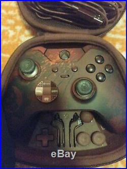 Ultra Rare Microsoft Xbox One Gears Of War 4 Limited Edition Elite Controller