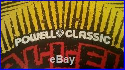 Ultra Rare Powell Classic Mike Vallely Limited Edition 2005 skateboard deck
