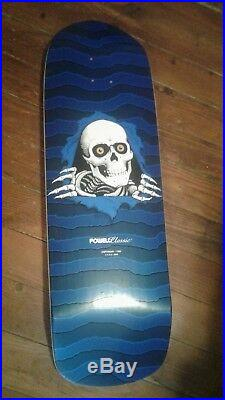 Ultra Rare Powell Classic Ripper Limited Edition 2006 skateboard deck