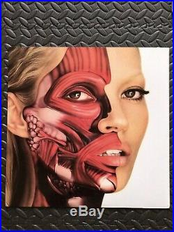 Ultra rare KATE MOSS DAMIEN HIRST limited edition record