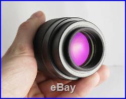 Ultra rare version Cyclop Helios 100mm f/2 Lens M42 Night Vision bokeh m42
