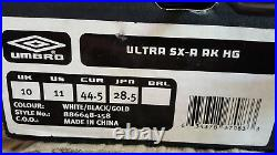 Umbro speciali Ultra SX-A HG limited edition football boots soccer cleats rare