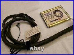 Xena Whip Prop Ultra Rare Limited Edition 143/1000 & COA