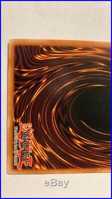 YUGIOH! Blue-Eyes White Dragon LOB-A001 1st Edition NM+++! See Photos