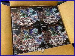 YuGiOh Battles of Legend Armageddon Booster Box 1st Edition Sealed US Print New