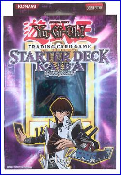 YuGiOh Kaiba Starter Deck Evolution Booster Pack English Edition NEW Sealed NICE