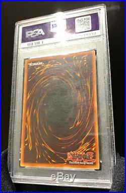 Yu-Gi-Oh! 1st Edition Red Eyes B. Dragon Legend Of Blue Eyes LOB-005 PSA 6 EX-MT