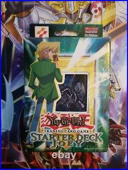 Yu-Gi-Oh! 1st Edition Starter Deck Joey
