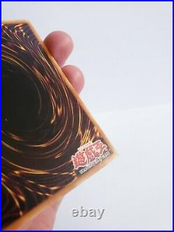 Yu-Gi-Oh! Blue Eyes White Dragon LOB-001 1st Edition Ultra Rare
