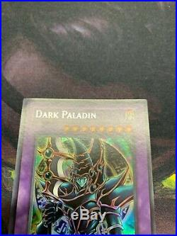 Yu-Gi-Oh Dark Paladin MFC-105 1st Edition Near Mint/Mint See Pictures