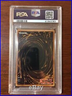 Yu-Gi-Oh! PSA 10 Blue-Eyes White Dragon SDK-001 1st Edition Starter Deck Kaiba