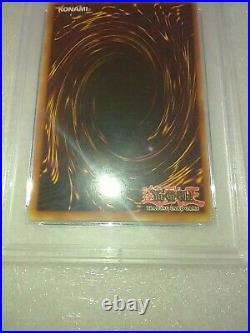 Yu-Gi-Oh! PSA 8 LOB-070 1st Edition Red-Eyes Black Dragon North Am. Near Mint