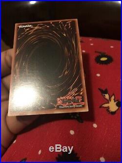 Yu-Gi-Oh! Red Eyes B. Dragon LOB-005 1st Edition NA English
