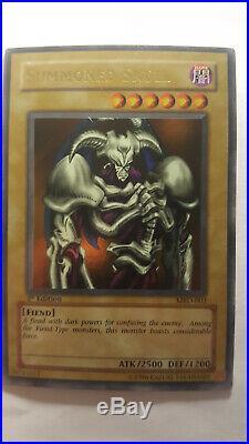 Yu-Gi-Oh! Summoned Skull MRD-003 Ultra Rare 1st Edition Near Mint NM