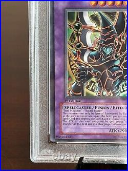 Yu-gi-oh! Dark Paladin 1st Edition Magician Force MFC-#105 PSA 8 NM-MT Invest