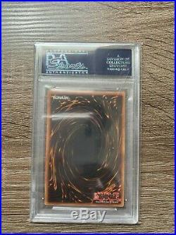 Yugioh 1st Edition Toon Summoned Skull MRL-073 PSA 10 GEM MINT