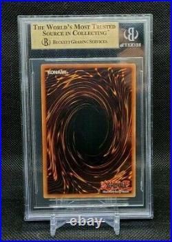 Yugioh B. Skull Dragon 1st Edition MRD-018 BGS 9.5 Gem Mint Metal Raiders PSA 10