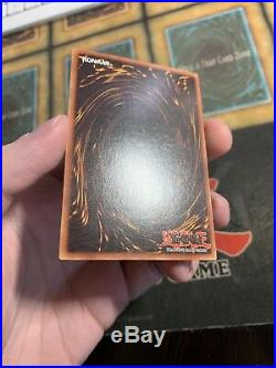 Yugioh Blue-Eyes White Dragon SDK-001 Ultra Rare 1st Edition NM