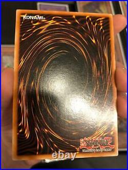 Yugioh Dark Paladin Ultra Rare MFC-105 1st Edition Error Art Near Mint