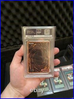 Yugioh Destiny Board + Spirit Messages LON PSA 10 Gem Mint 1st edition. 5 cards