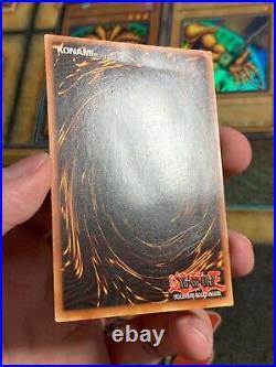 Yugioh Exodia The Forbidden One Complete Set 1st Edition LOB-120-124 Ultra Rare