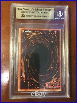 Yugioh- Exodia The Forbidden One LOB-124 -1st Edition- Ultra Rare