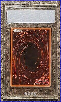Yugioh MINT 9 Dark Magician SYE-DE001 Ultra Rare 1st Edition