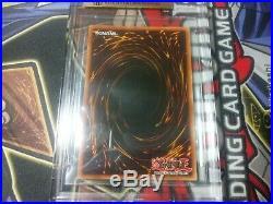 Yugioh Monster Reborn 1st Edition Wavy Print Ultra Rare LOB BGS 9.5 -GEM MINT